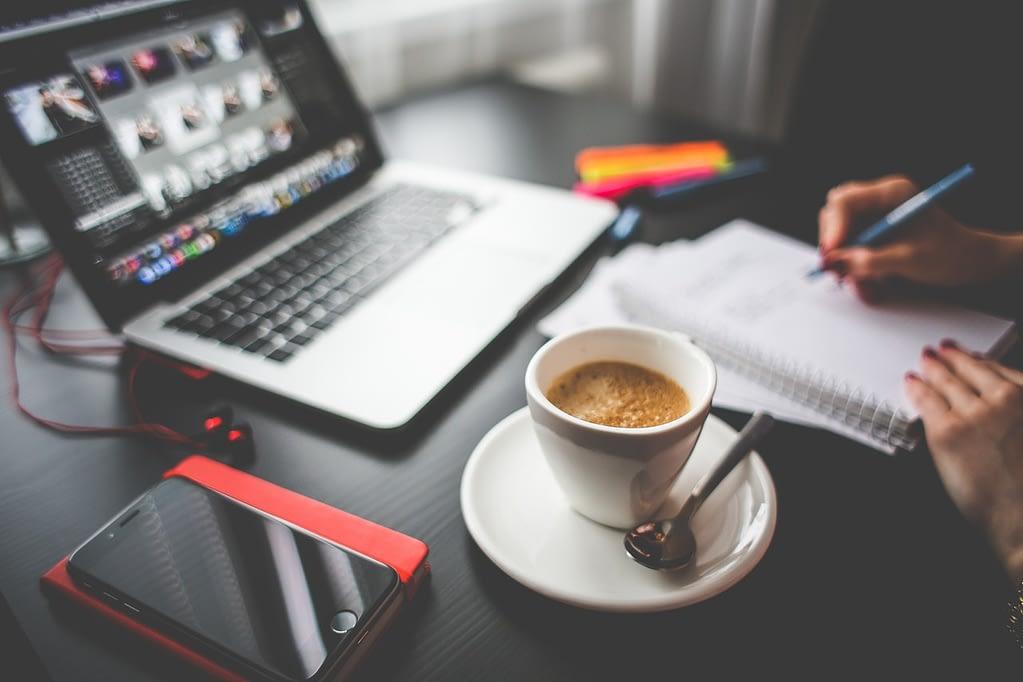 Caffeine helping to write music